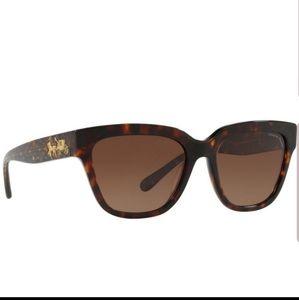 NWT Coach ladies sunglasses